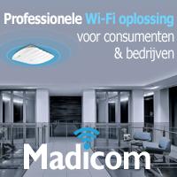 WiFi oplossingen voor thuis, kantoren en hotels - Madicom
