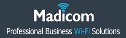 Madicom WiFi oplossingen